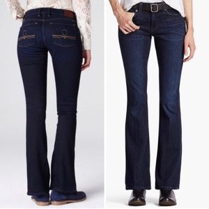 Lucky Brand Jeans Sophia Boot Cut Jeans
